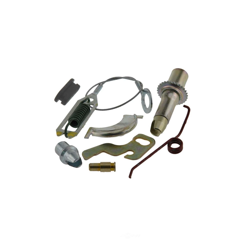 CARLSON QUALITY BRAKE PARTS - Drum Brake Self Adjuster Repair Kit (Rear Right) - CRL H2535