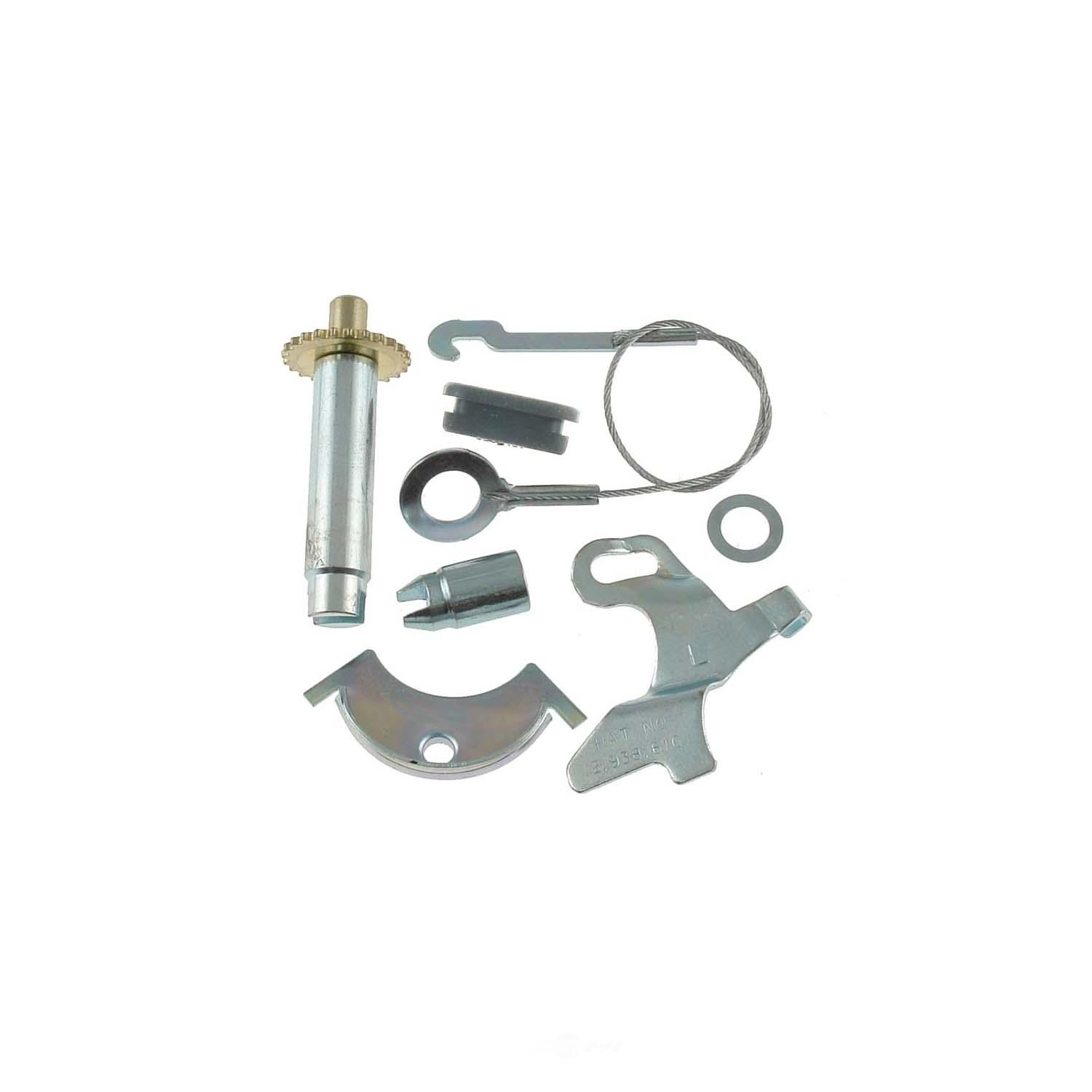 CARLSON QUALITY BRAKE PARTS - Drum Brake Self Adjuster Repair Kit (Rear Left) - CRL H2544