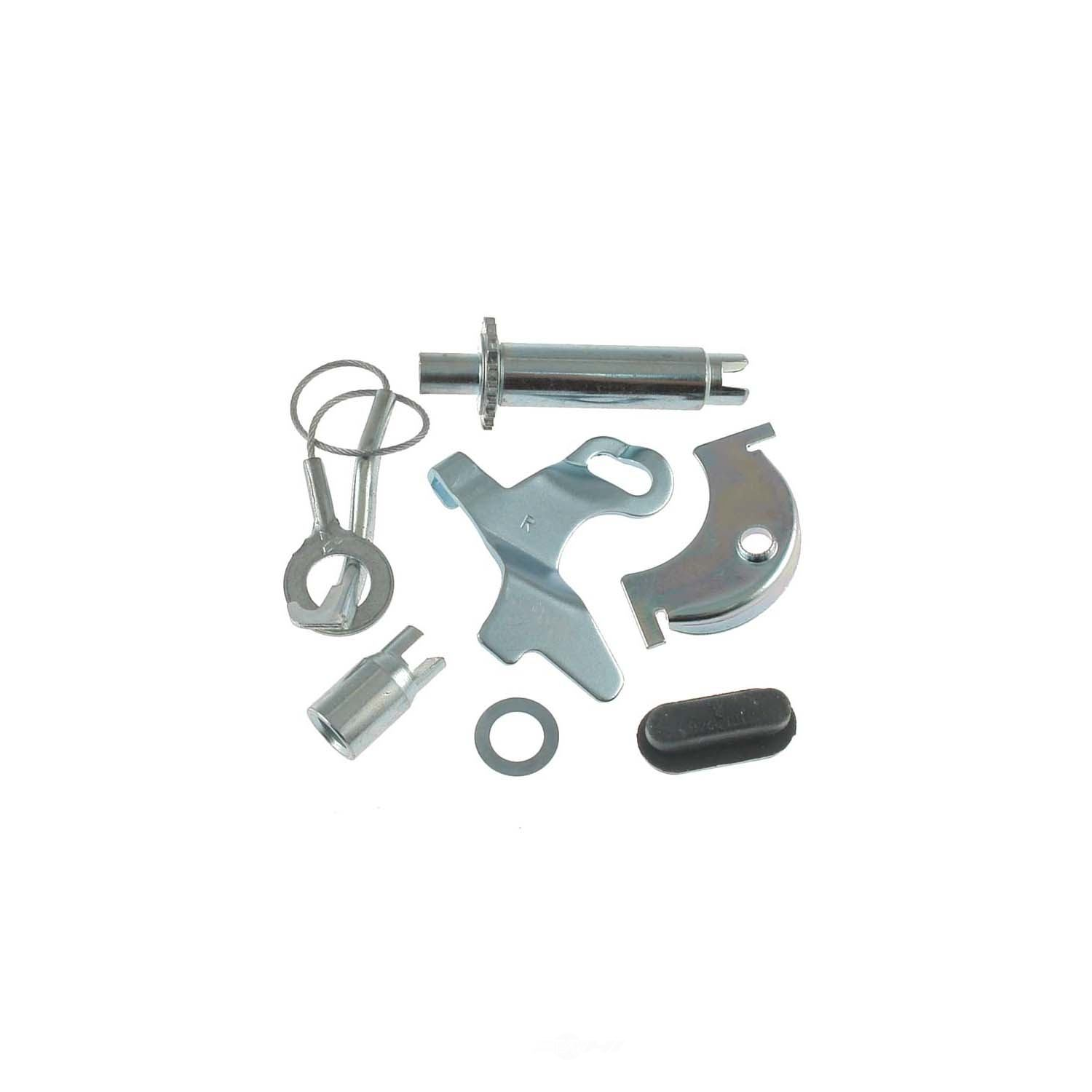 CARLSON QUALITY BRAKE PARTS - Drum Brake Self Adjuster Repair Kit (Rear Right) - CRL H2597