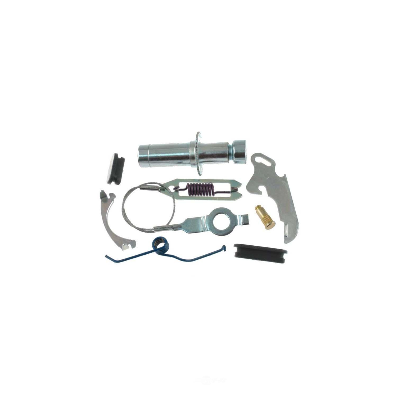 CARLSON QUALITY BRAKE PARTS - Drum Brake Self Adjuster Repair Kit (Rear Left) - CRL H2598