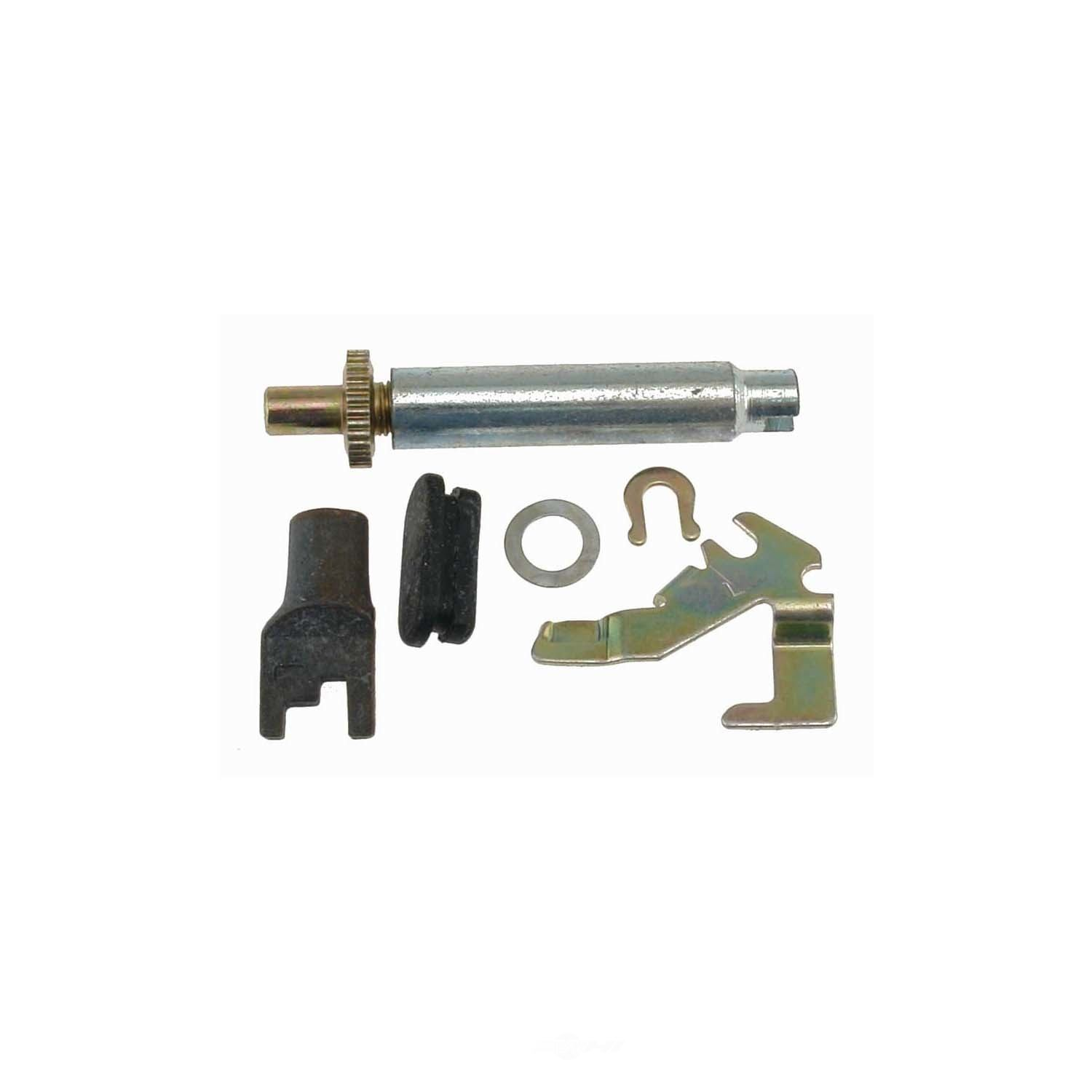 CARLSON QUALITY BRAKE PARTS - Drum Brake Self Adjuster Repair Kit (Rear Left) - CRL H2654