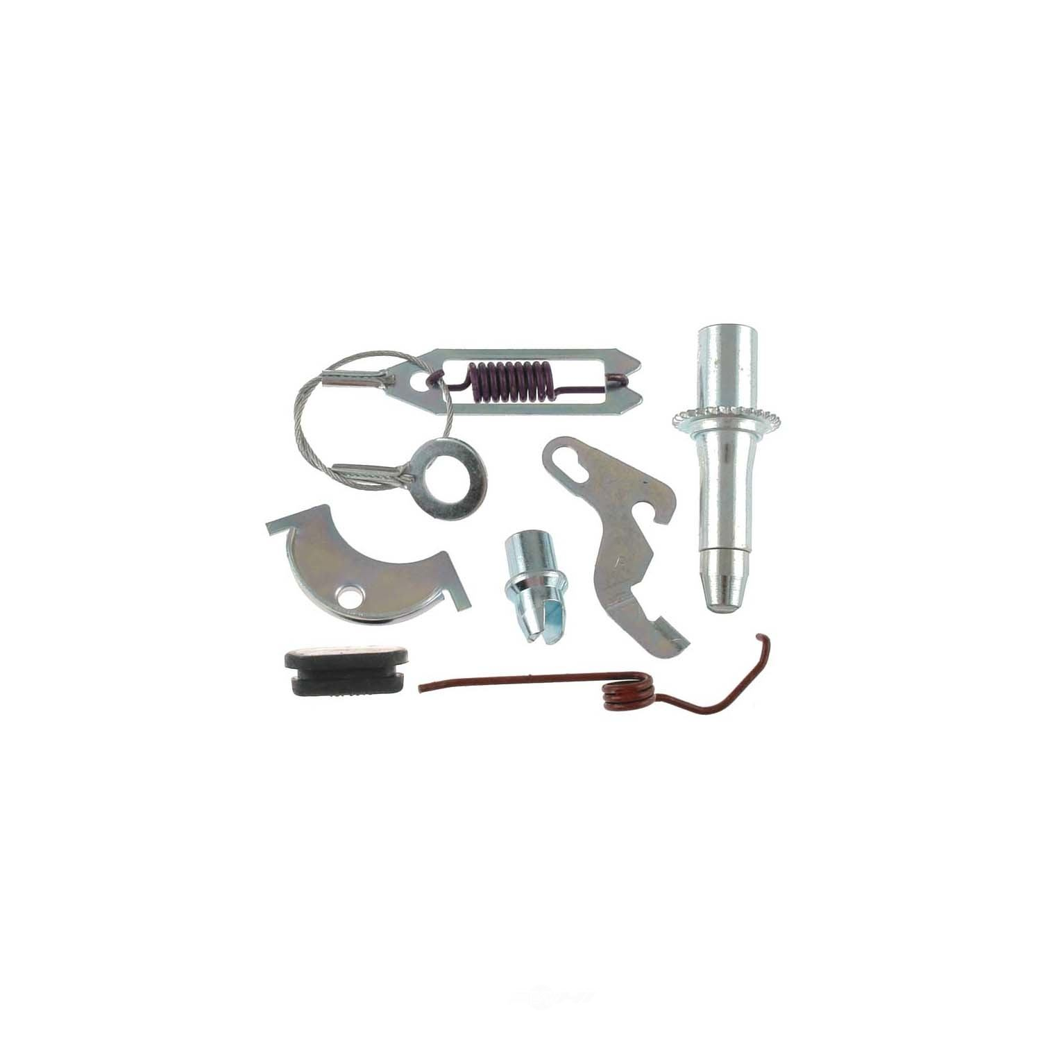 CARLSON QUALITY BRAKE PARTS - Drum Brake Self Adjuster Repair Kit (Rear Right) - CRL H2663