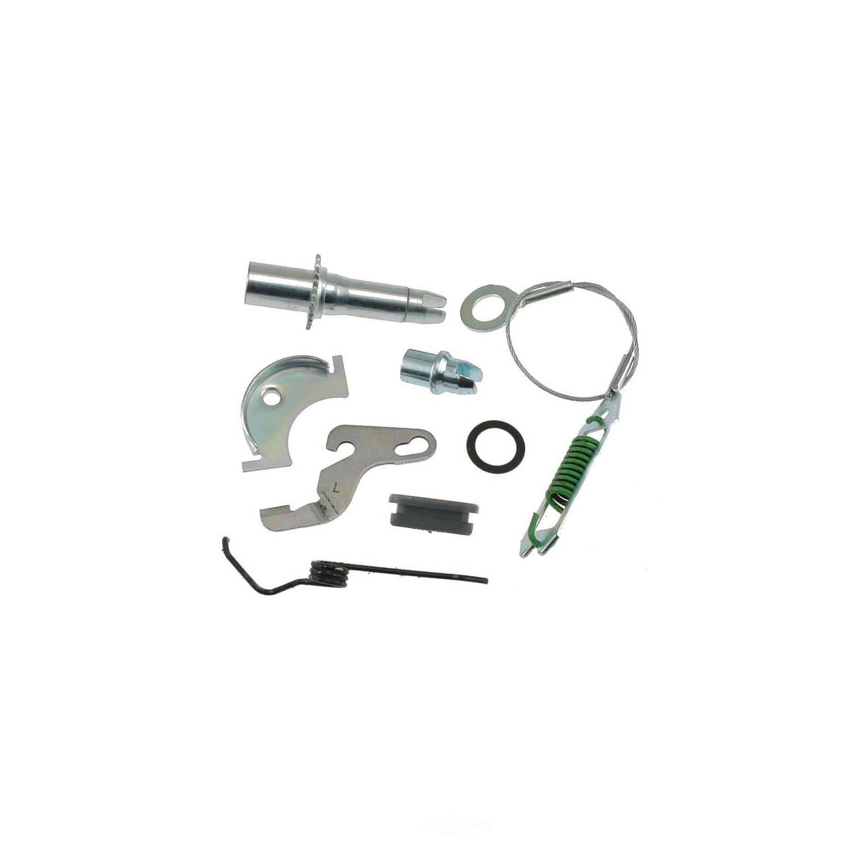CARLSON QUALITY BRAKE PARTS - Drum Brake Self Adjuster Repair Kit (Rear Left) - CRL H2666