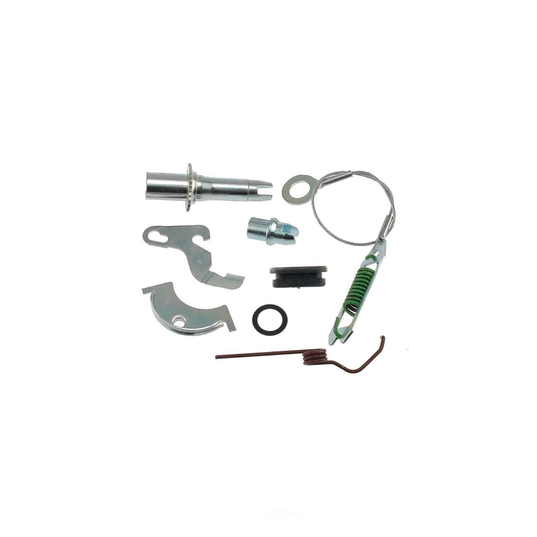 CARLSON QUALITY BRAKE PARTS - Drum Brake Self Adjuster Repair Kit (Rear Right) - CRL H2667