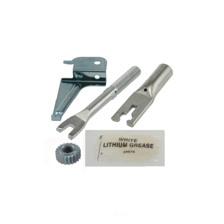 CARLSON QUALITY BRAKE PARTS - Drum Brake Self Adjuster Repair Kit (Rear Left) - CRL H2678