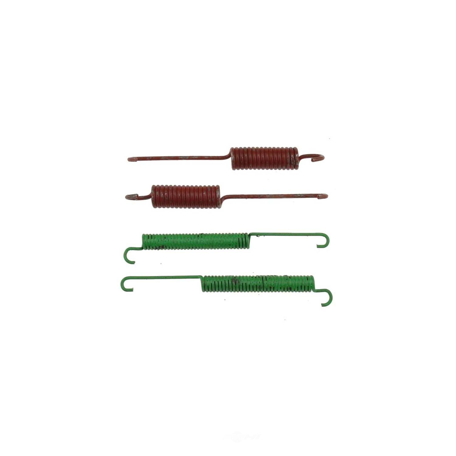 CARLSON QUALITY BRAKE PARTS - Drum Brake Shoe Return Spring Kit - CRL H302