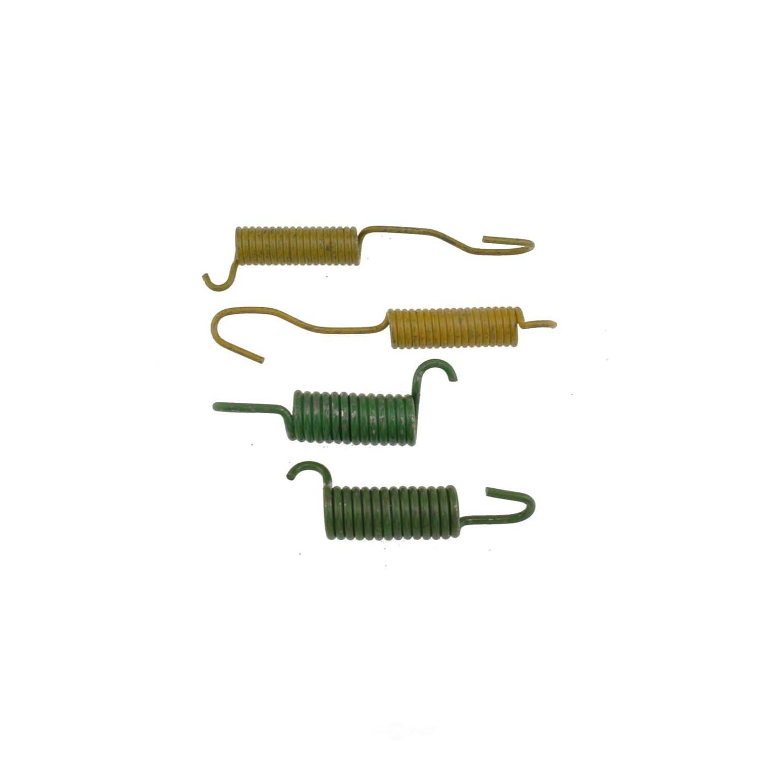 CARLSON QUALITY BRAKE PARTS - Drum Brake Shoe Return Spring Kit - CRL H357