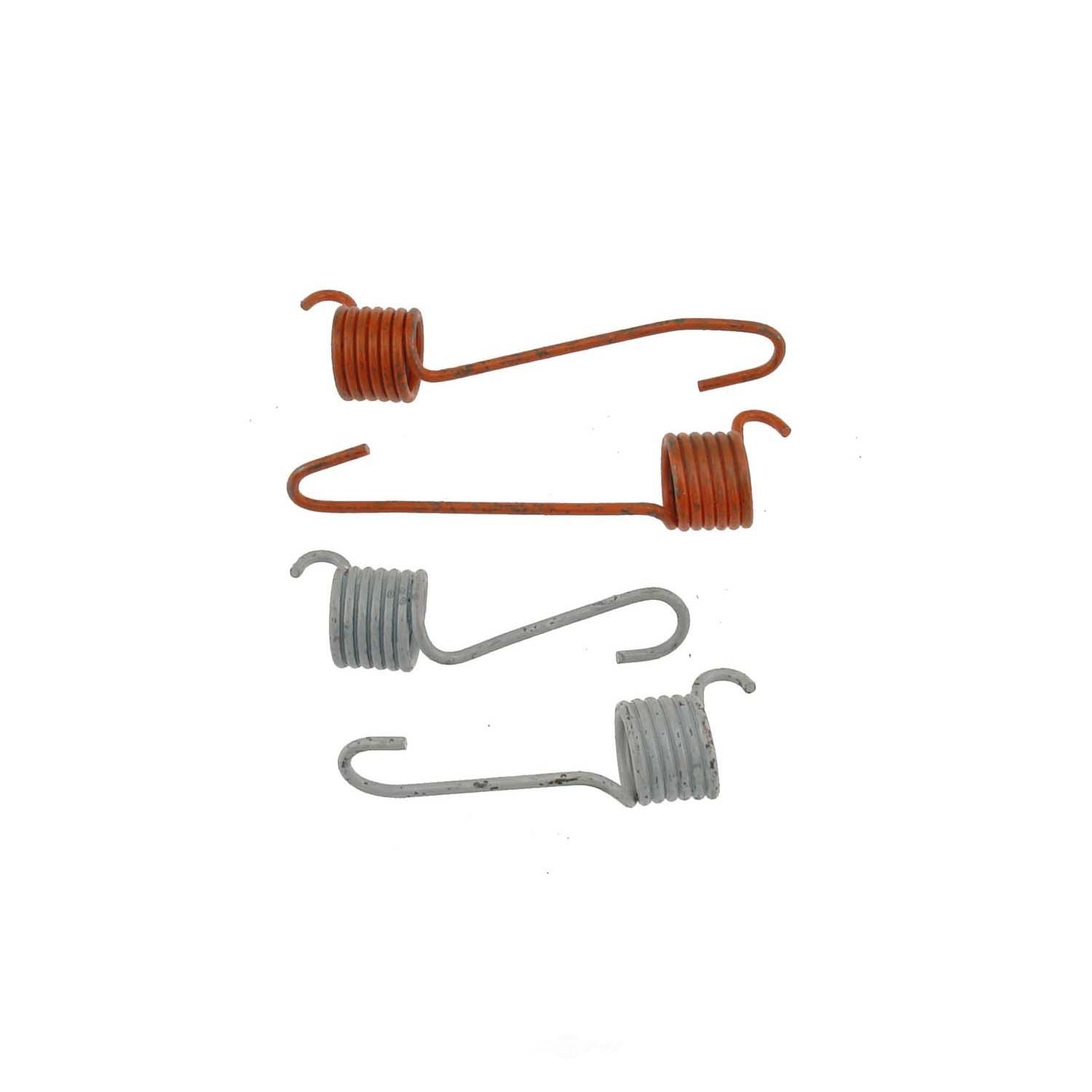 CARLSON QUALITY BRAKE PARTS - Drum Brake Shoe Return Spring Kit - CRL H358