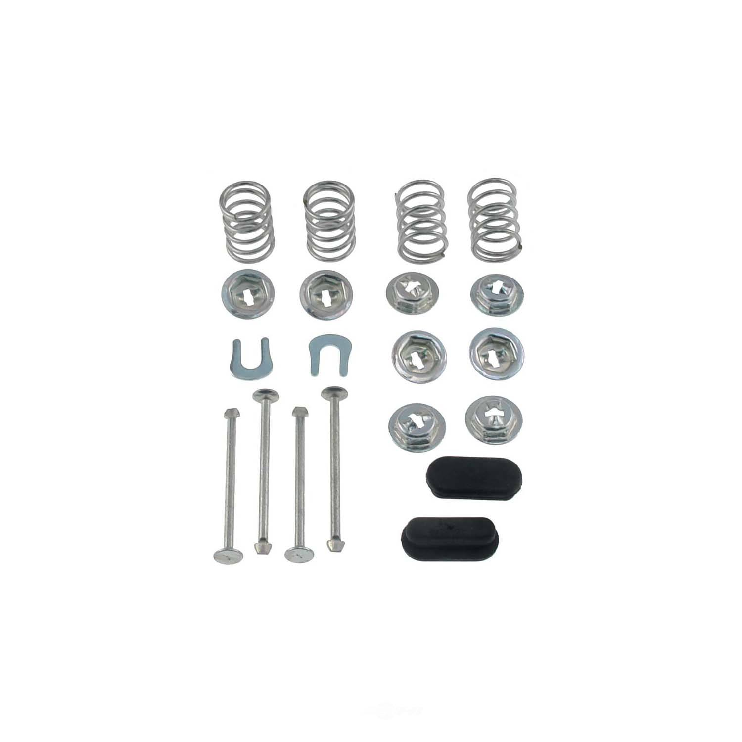 CARLSON QUALITY BRAKE PARTS - Brake Shoes Hold Down Kit - CRL H4030-2