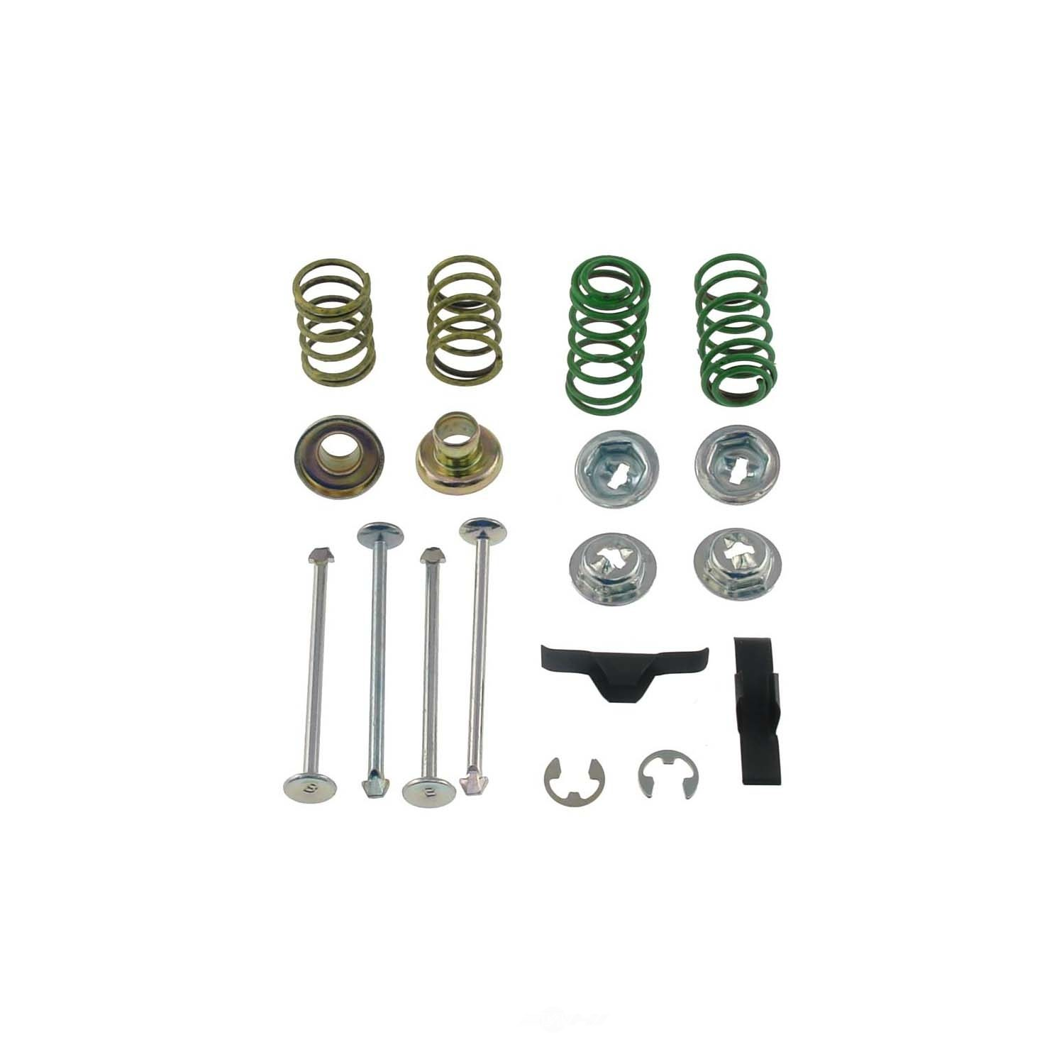 CARLSON QUALITY BRAKE PARTS - Brake Shoes Hold Down Kit - CRL H4073-2