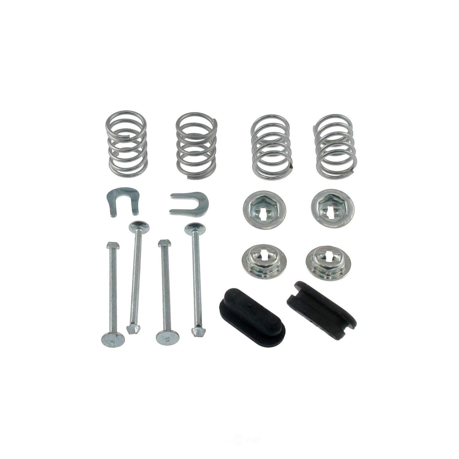 CARLSON QUALITY BRAKE PARTS - Brake Shoes Hold Down Kit (Rear) - CRL H4094-2