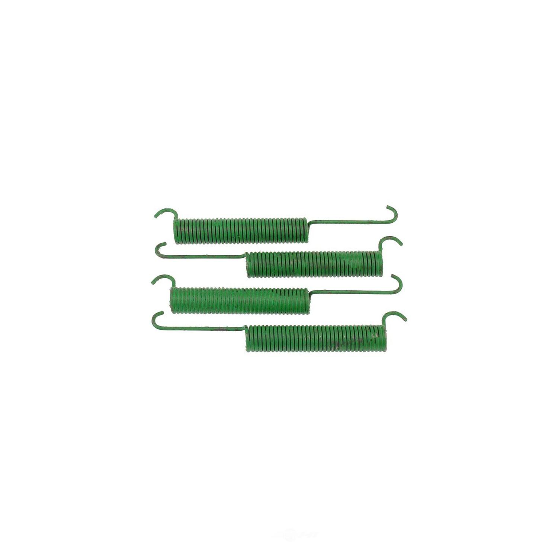 CARLSON QUALITY BRAKE PARTS - Drum Brake Adjusting Spring Kit (Rear) - CRL H435