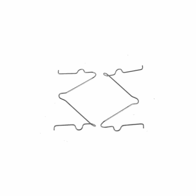 CARLSON QUALITY BRAKE PARTS - Disc Brake Anti-Rattle Clip - CRL H4749