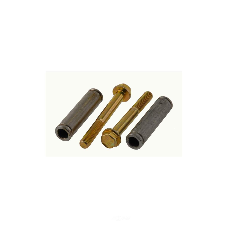 CARLSON QUALITY BRAKE PARTS - Disc Brake Caliper Guide Pin Kit (Rear) - CRL H5047