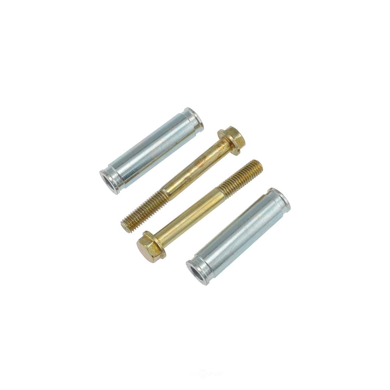 CARLSON QUALITY BRAKE PARTS - Disc Brake Caliper Bolt Kit (Front) - CRL H5066