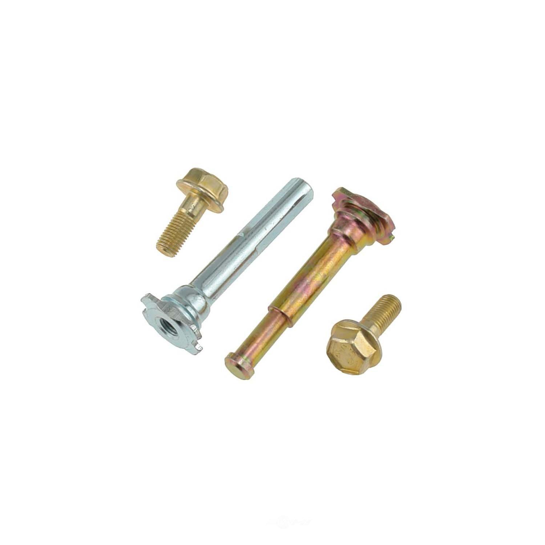 CARLSON QUALITY BRAKE PARTS - Disc Brake Caliper Bolt Kit (Rear) - CRL H5086