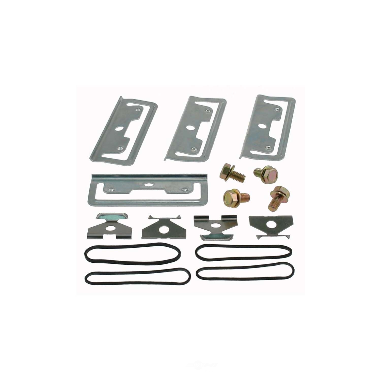 CARLSON QUALITY BRAKE PARTS - Disc Brake Hardware Kit (Front) - CRL H5516