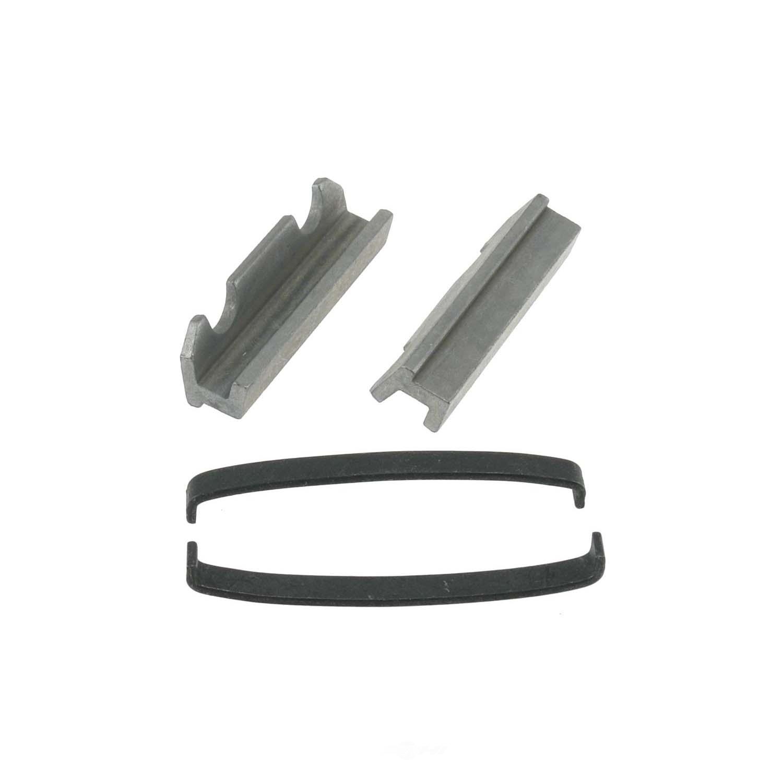CARLSON QUALITY BRAKE PARTS - Disc Brake Hardware Kit (Front) - CRL H5519