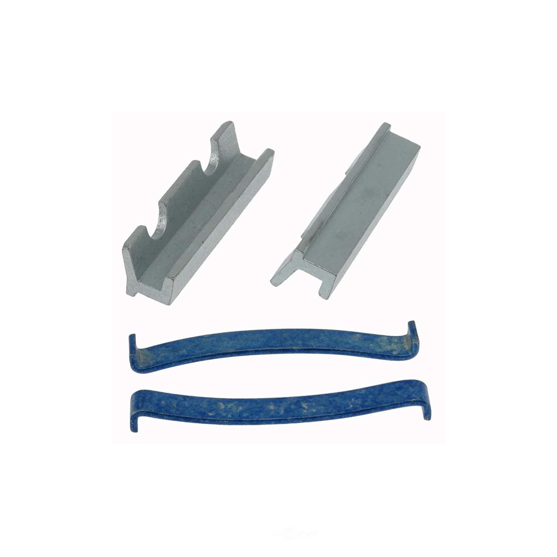 CARLSON QUALITY BRAKE PARTS - Disc Brake Hardware Kit (Front) - CRL H5522