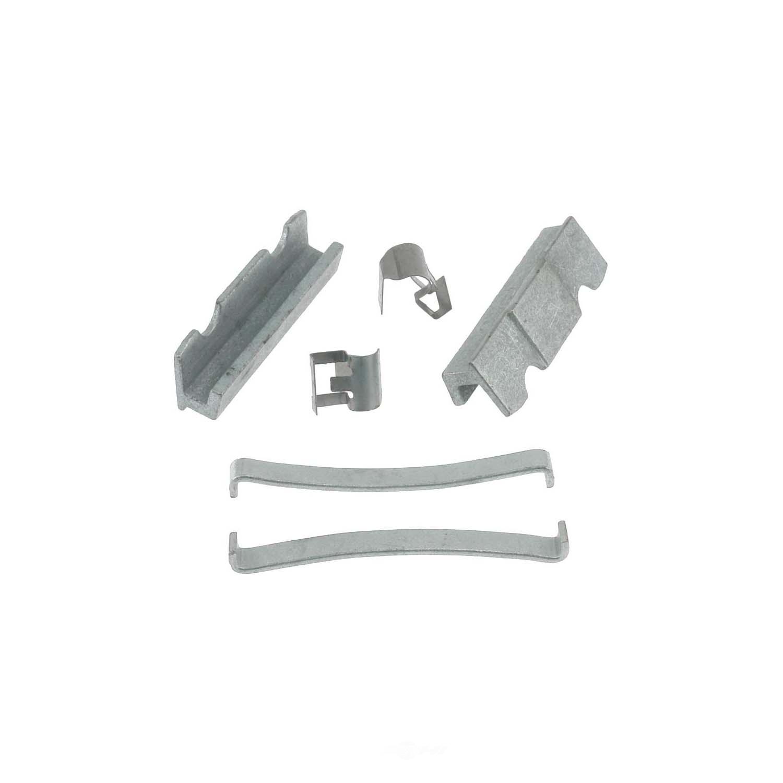 CARLSON QUALITY BRAKE PARTS - Disc Brake Hardware Kit (Front) - CRL H5529