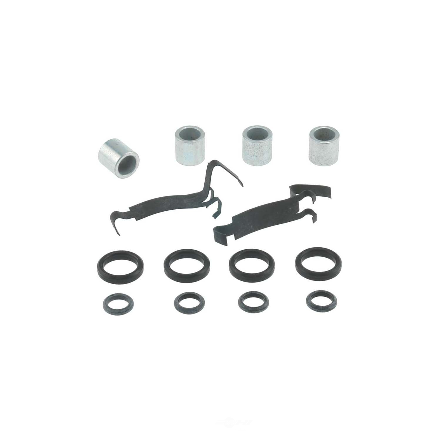 CARLSON QUALITY BRAKE PARTS - Disc Brake Hardware Kit (Front) - CRL H5539
