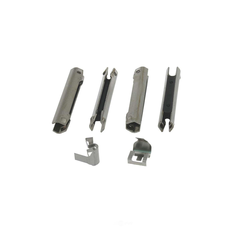 CARLSON QUALITY BRAKE PARTS - Disc Brake Hardware Kit (Front) - CRL H5554