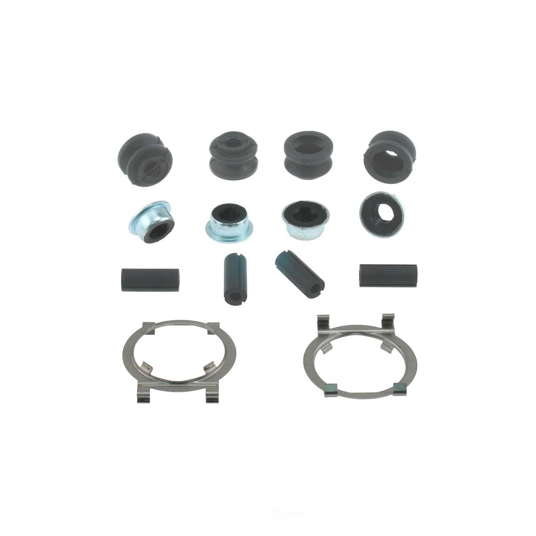 CARLSON QUALITY BRAKE PARTS - Disc Brake Hardware Kit (Rear) - CRL H5590