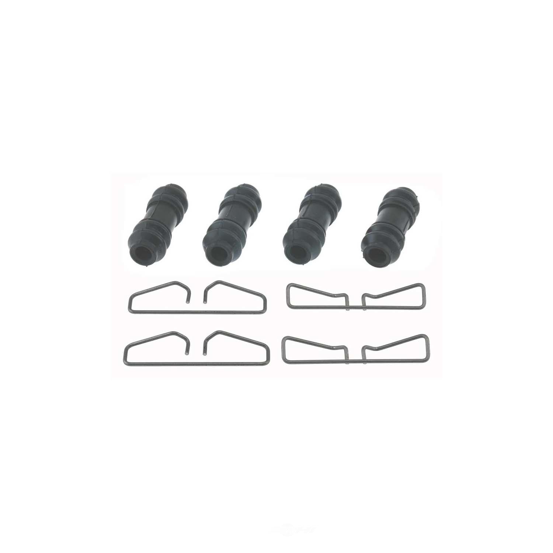 CARLSON QUALITY BRAKE PARTS - Disc Brake Hardware Kit (Front) - CRL H5605