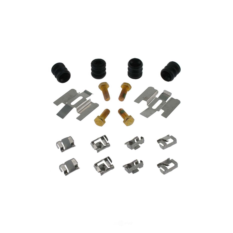 CARLSON QUALITY BRAKE PARTS - Disc Brake Hardware Kit (Rear) - CRL H5618