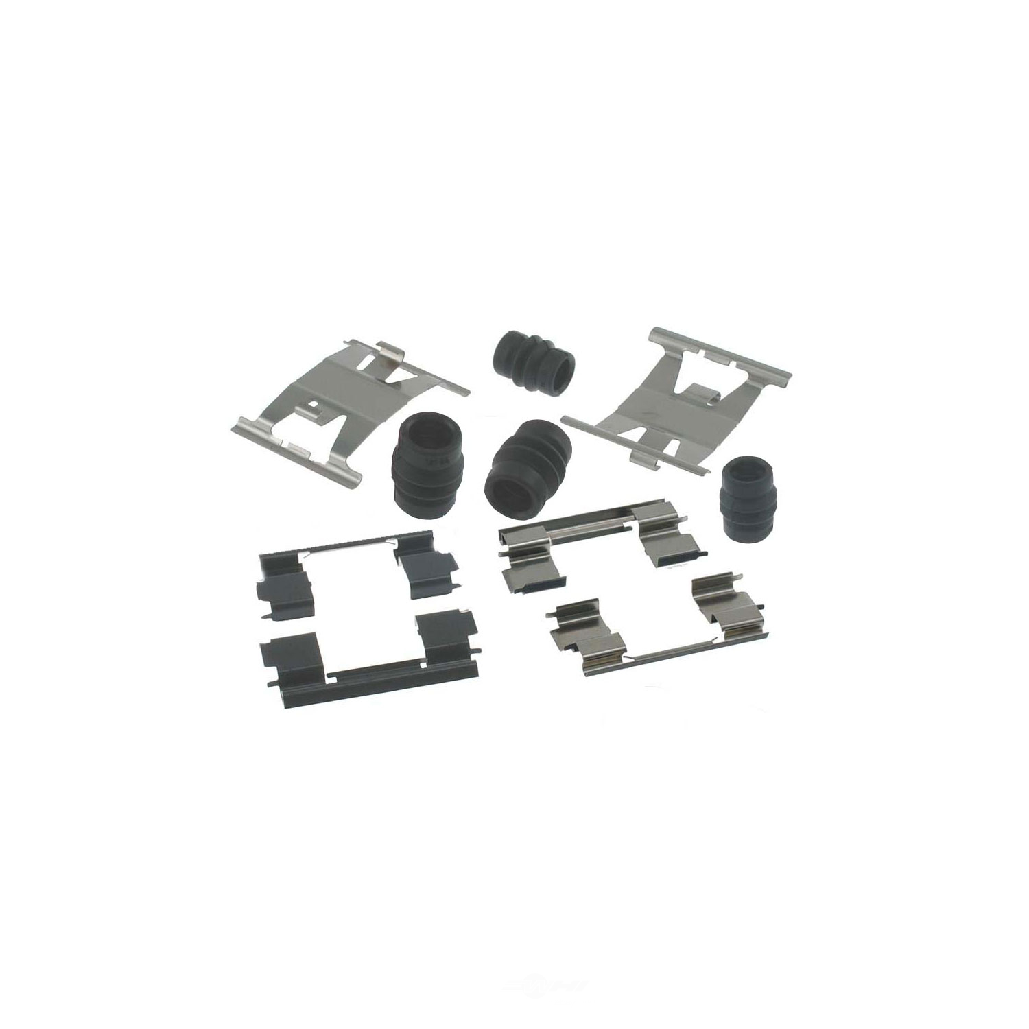 CARLSON QUALITY BRAKE PARTS - Disc Brake Hardware Kit (Front) - CRL H5624Q