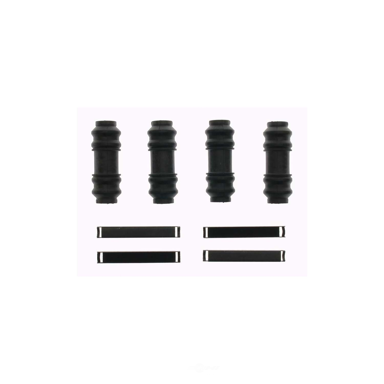 CARLSON QUALITY BRAKE PARTS - Disc Brake Hardware Kit (Rear) - CRL H5629Q