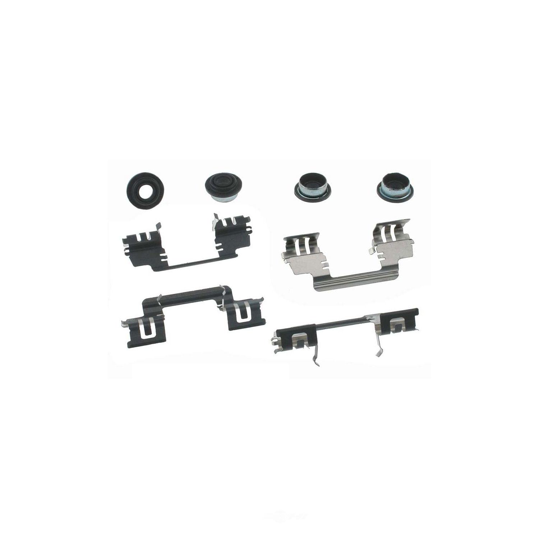 CARLSON QUALITY BRAKE PARTS - Disc Brake Hardware Kit - CRL H5765Q