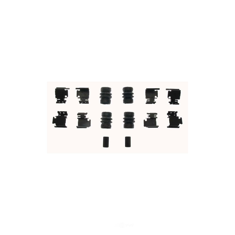 CARLSON QUALITY BRAKE PARTS - Disc Brake Hardware Kit (Rear) - CRL H5771Q
