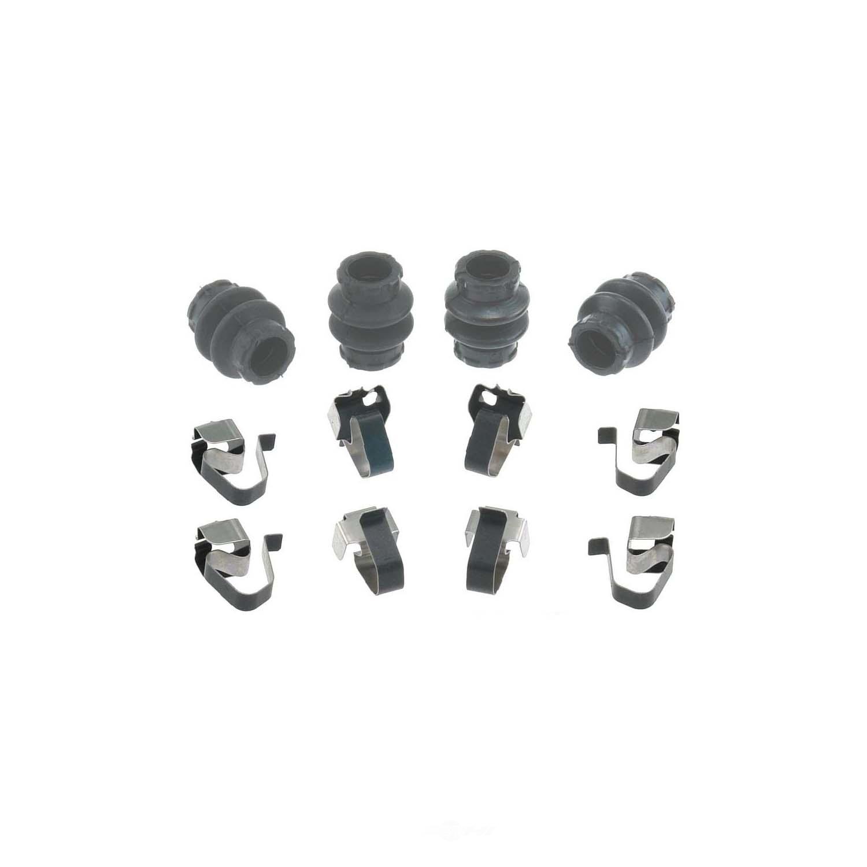 CARLSON QUALITY BRAKE PARTS - Disc Brake Hardware Kit (Front) - CRL H5780Q