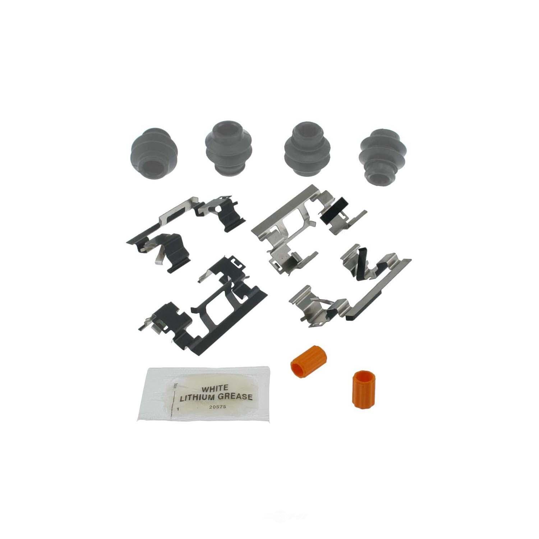 CARLSON QUALITY BRAKE PARTS - Disc Brake Hardware Kit (Front) - CRL H5789Q