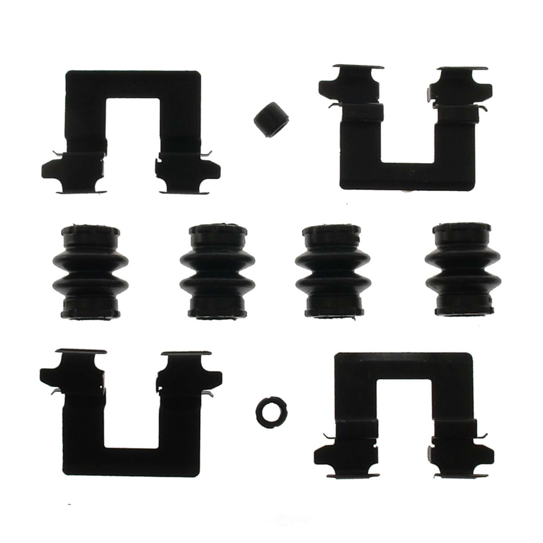 CARLSON QUALITY BRAKE PARTS - Disc Brake Hardware Kit (Rear) - CRL H5794Q