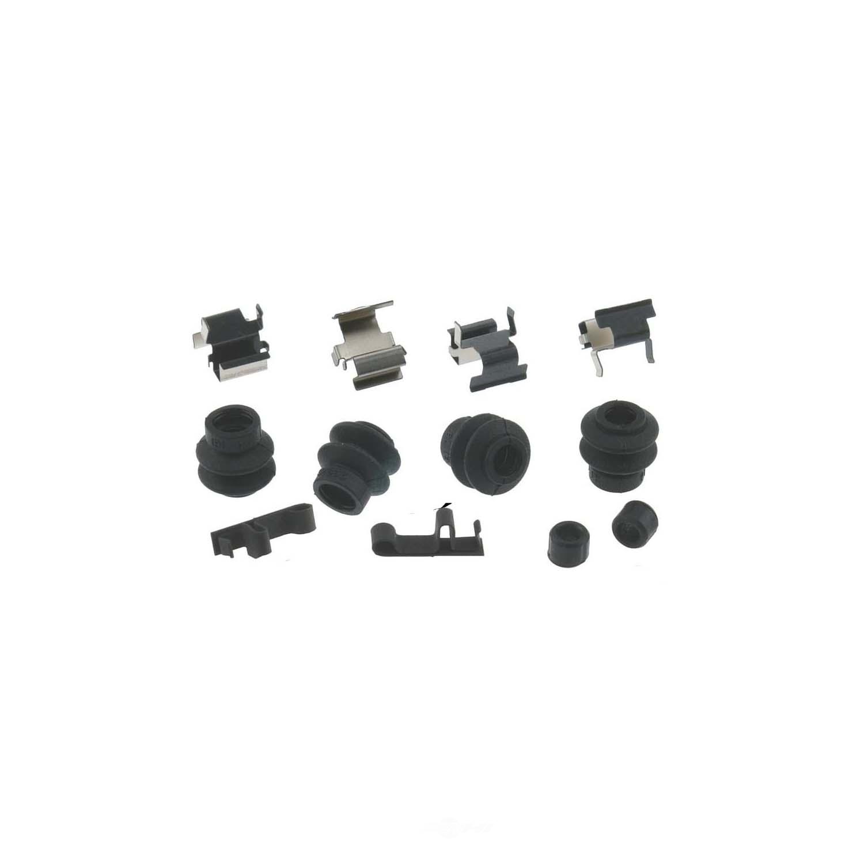 CARLSON QUALITY BRAKE PARTS - Disc Brake Hardware Kit (Rear) - CRL H5803Q