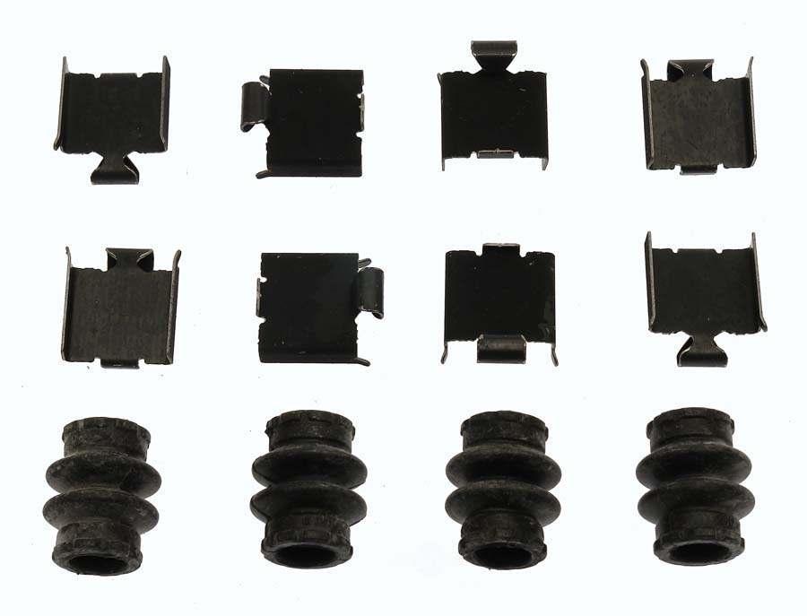 CARLSON QUALITY BRAKE PARTS - Disc Brake Hardware Kit (Front) - CRL H5818Q