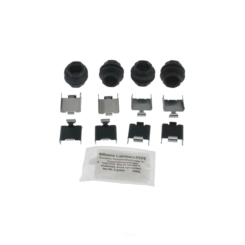 CARLSON QUALITY BRAKE PARTS - Disc Brake Hardware Kit (Front) - CRL H5829Q