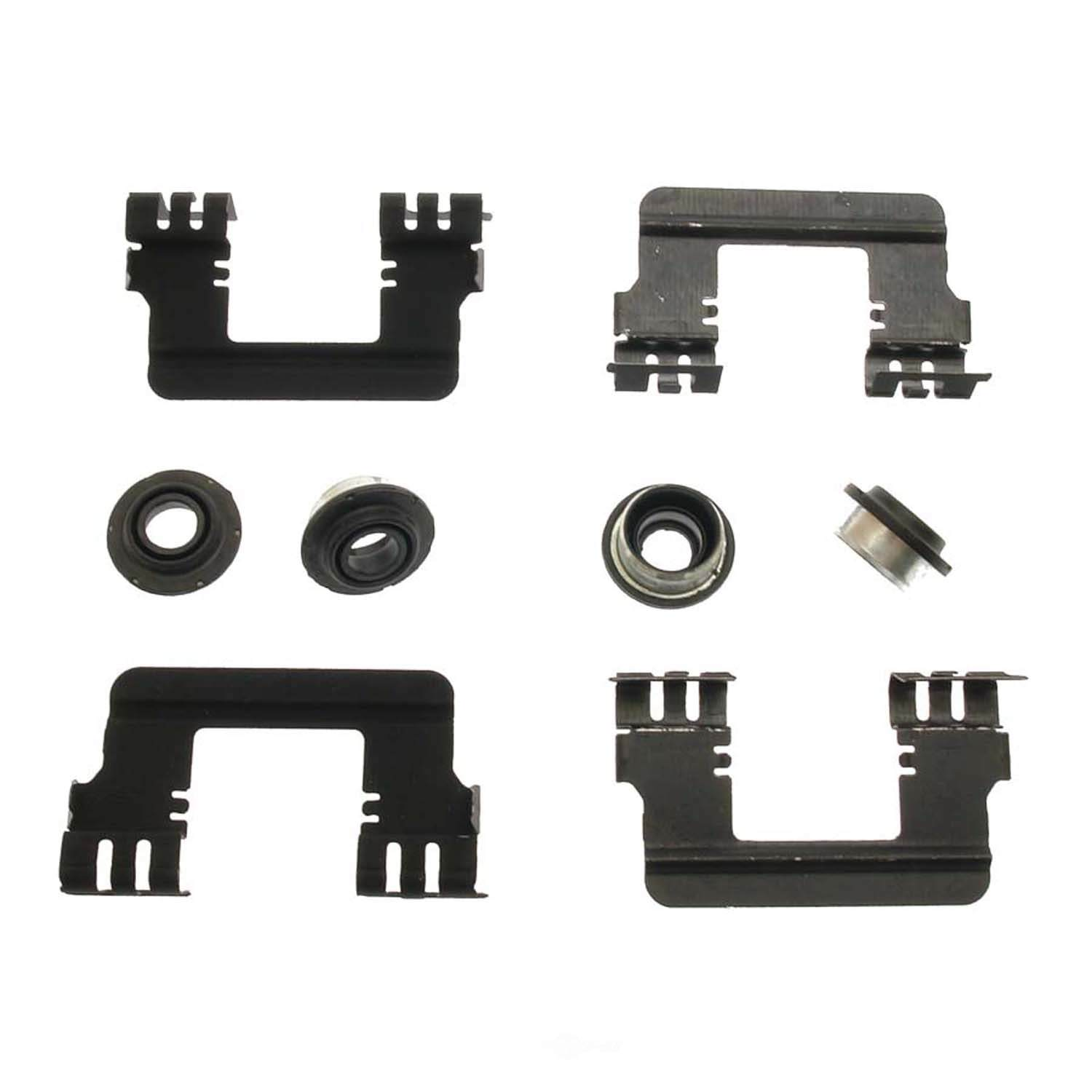 CARLSON QUALITY BRAKE PARTS - Disc Brake Hardware Kit (Rear) - CRL H5840Q
