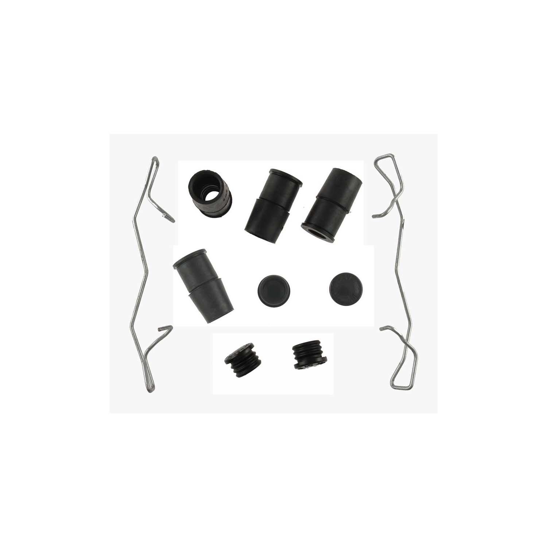 CARLSON QUALITY BRAKE PARTS - Disc Brake Hardware Kit (Rear) - CRL H5854