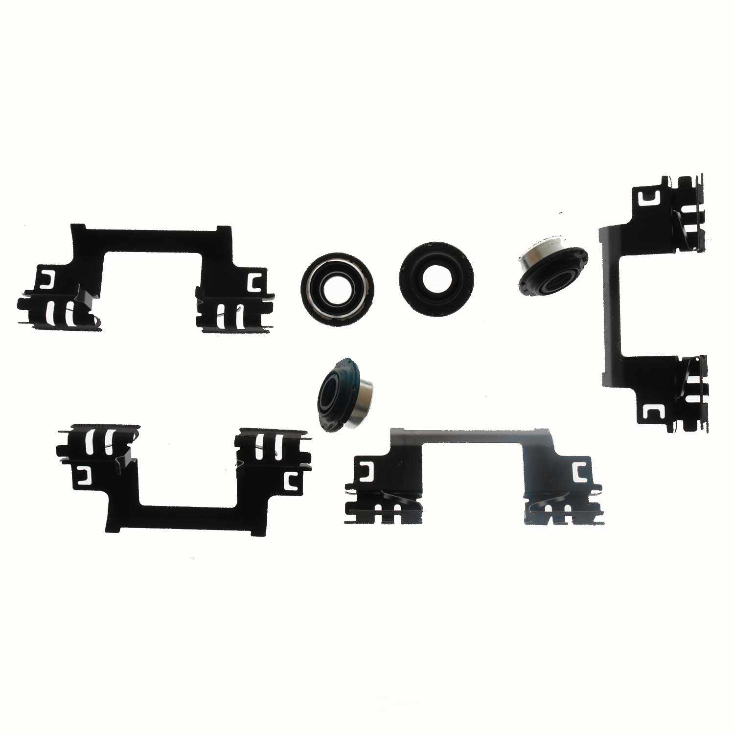 CARLSON QUALITY BRAKE PARTS - Disc Brake Hardware Kit (Front) - CRL H5860
