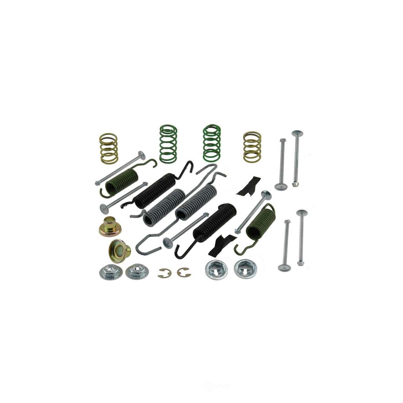 CARLSON QUALITY BRAKE PARTS - Drum Brake Hardware Kit - CRL H7046