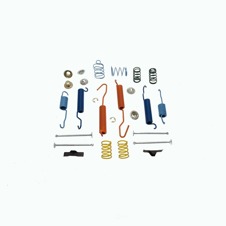 CARLSON QUALITY BRAKE PARTS - Drum Brake Hardware Kit - CRL H7055