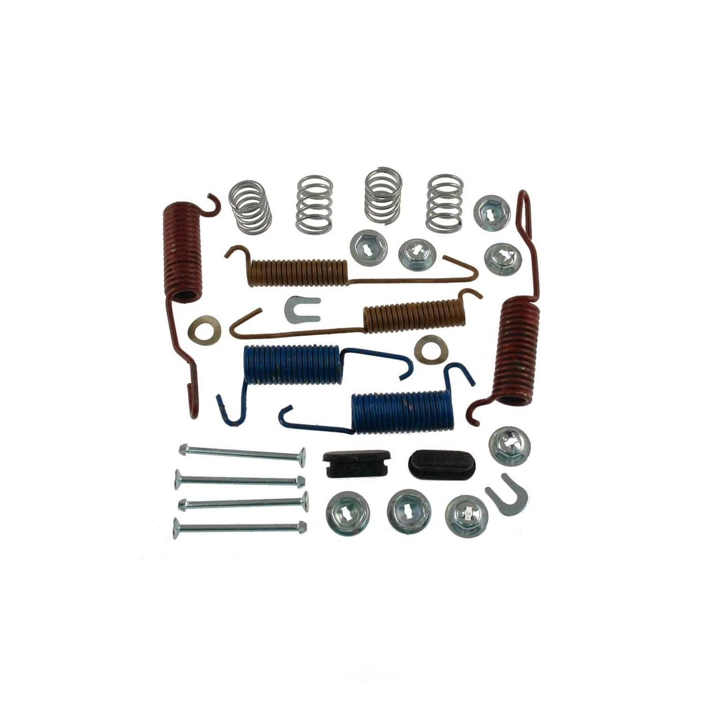CARLSON QUALITY BRAKE PARTS - Drum Brake Hardware Kit - CRL H7101