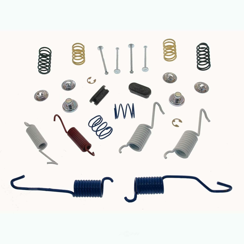 CARLSON QUALITY BRAKE PARTS - Drum Brake Hardware Kit - CRL H7104
