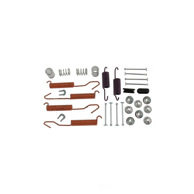 CARLSON QUALITY BRAKE PARTS - All In One Drum Brake Hardware Kit - CRL H7139