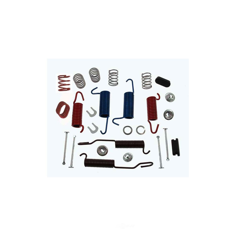 CARLSON QUALITY BRAKE PARTS - Drum Brake Hardware Kit - CRL H7225