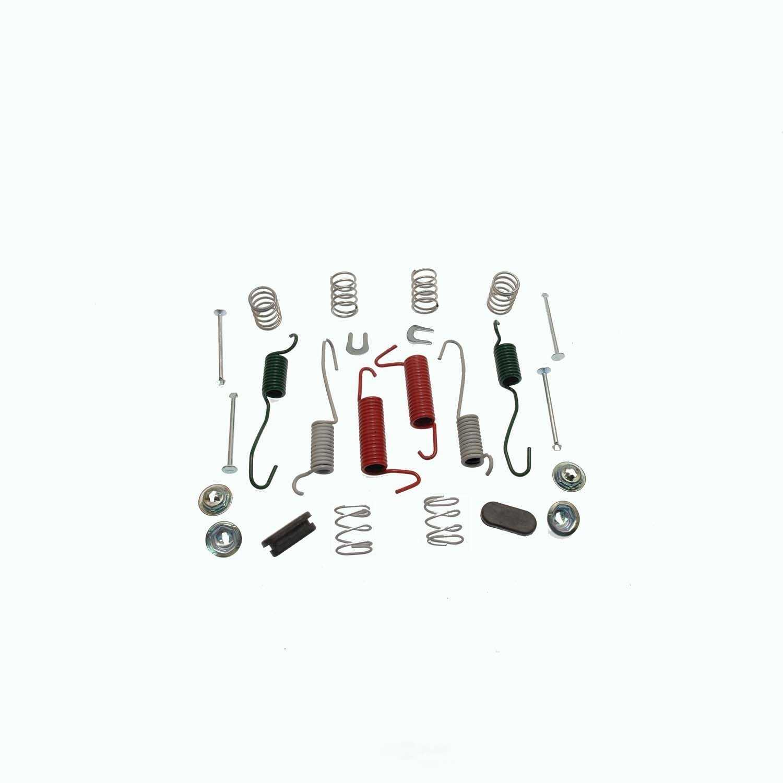 CARLSON QUALITY BRAKE PARTS - Drum Brake Hardware Kit - CRL H7246