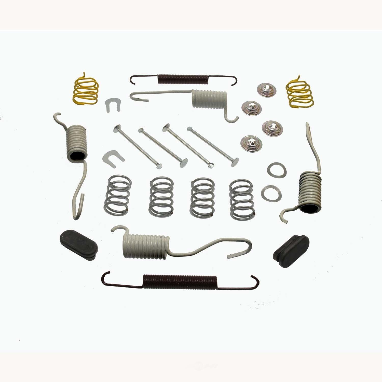 CARLSON QUALITY BRAKE PARTS - Drum Brake Hardware Kit - CRL H7265